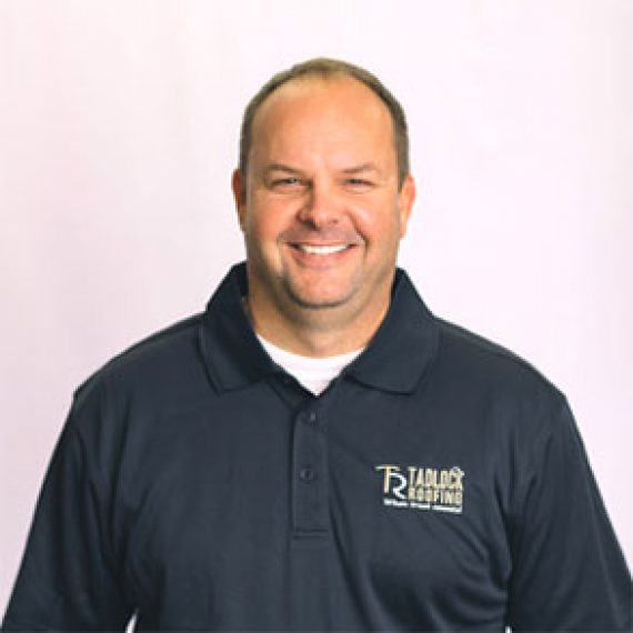 Brad Klees General Manager Tadlock Roofing Inc