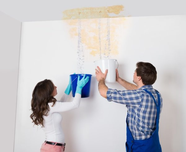Tips to stop a leaking roof.