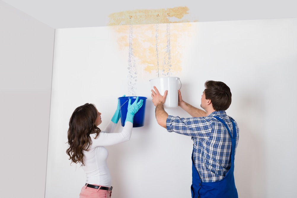 How To Stop A Leaking Roof During Storm