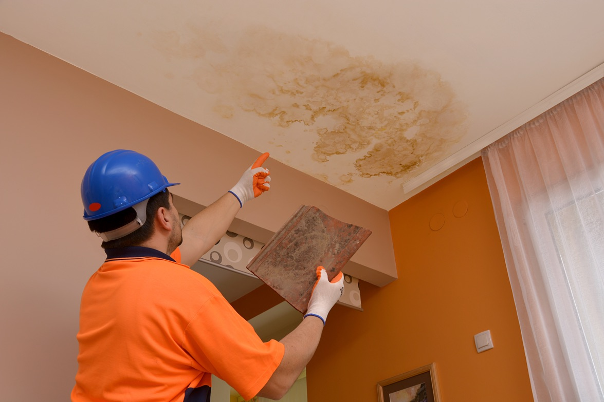 Water Stains On The Ceiling Common Causes And Solutions