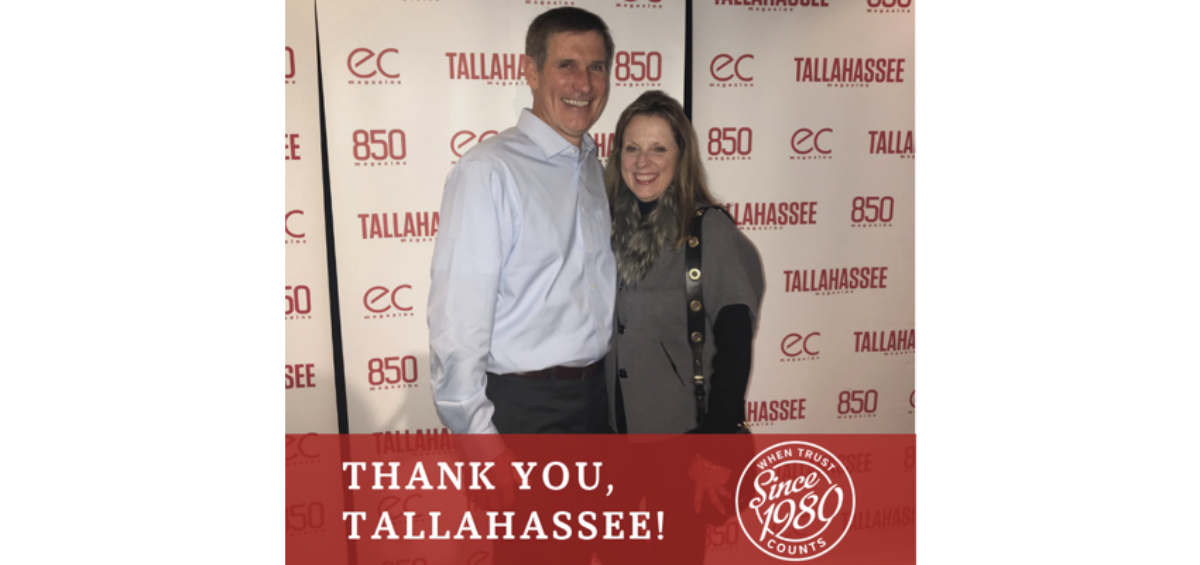 Thank You Tallahassee For Voting Tadlock Roofing Your