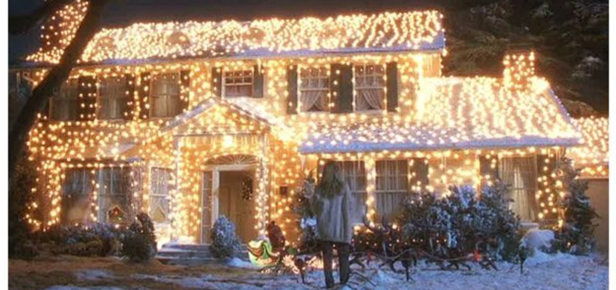 Hanging Holiday Lights Without Damaging Your Roof Tadlock Roofing
