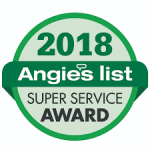 AngiesList Super Service Badge