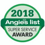 AngiesList Super Service Badge